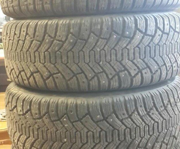 Зимние шины на дискак тойота р 16. Фото 3. Саратов.