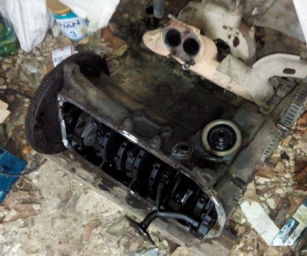 Мотор 2108(1,5л),провернуло вкладыш. Фото 1. Варениковская.