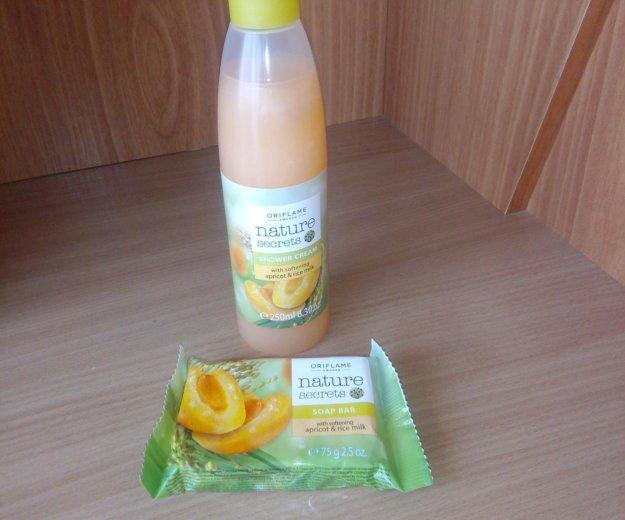 Набор «абрикос и рисовое молочко». Фото 1. Новоалтайск.