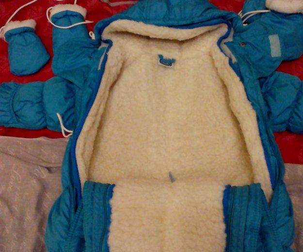 Зимний трансформер на овчине с рождения. Фото 3. Всеволожск.
