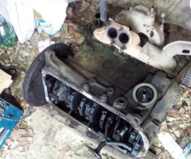 Мотор 2108(1,5л),провернуло вкладыш. Фото 2. Варениковская.