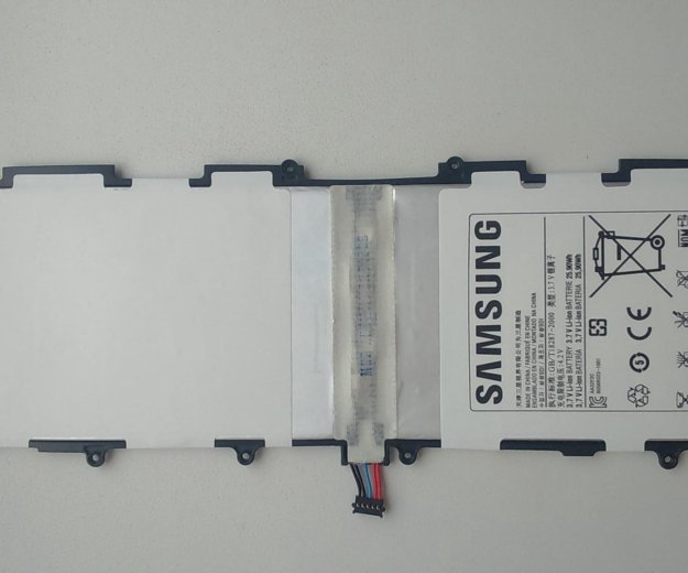 Аккумулятор для samsung galaxy tab 2 10.1. Фото 1. Самара.