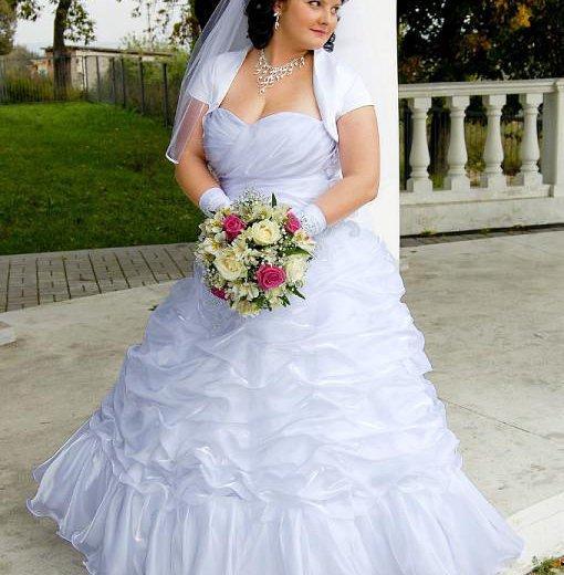 Свадебное платье. Фото 1. Электросталь.