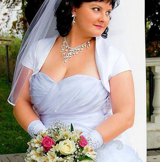 Свадебное платье. Фото 2. Электросталь.