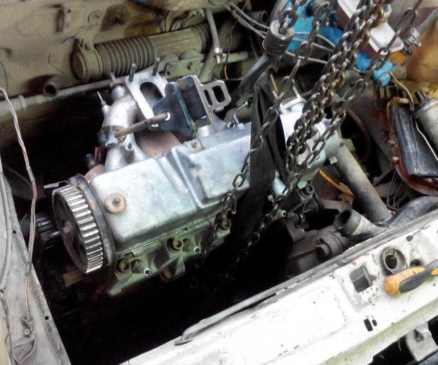 Мотор 2108(1,5л),провернуло вкладыш. Фото 3. Варениковская.