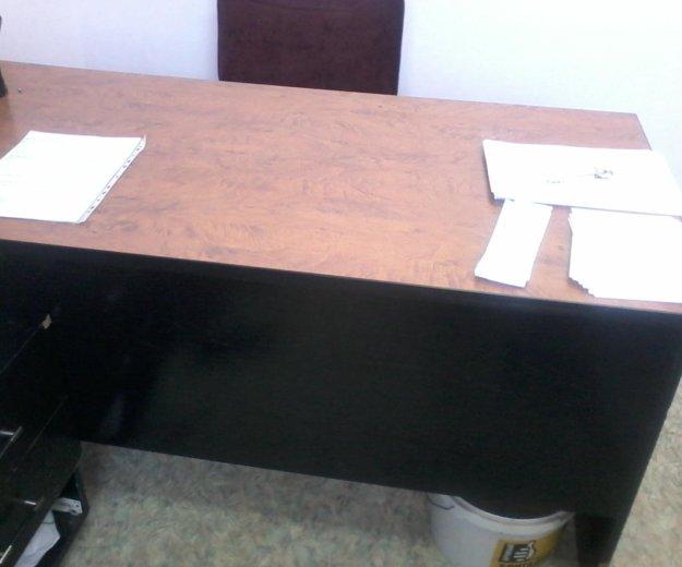 Офисный стол. Фото 1. Тюмень.