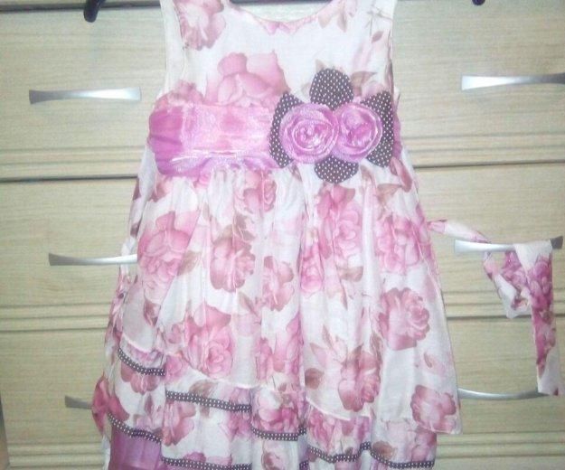 Платья для девочке. Фото 1. Хабаровск.
