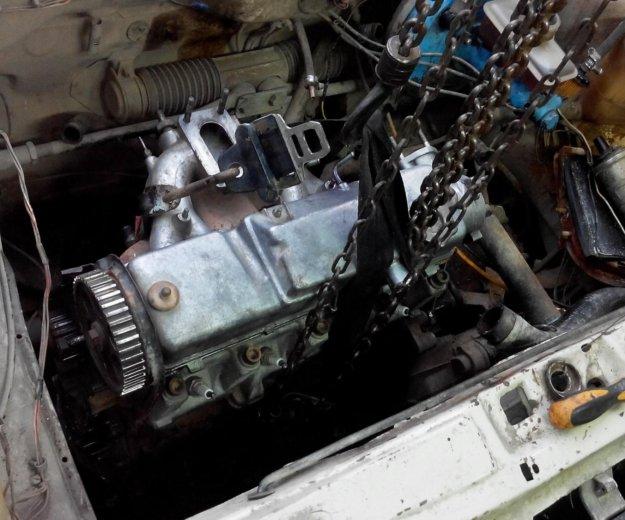 Мотор 2108(1,5л),провернуло вкладыш. Фото 4. Варениковская.