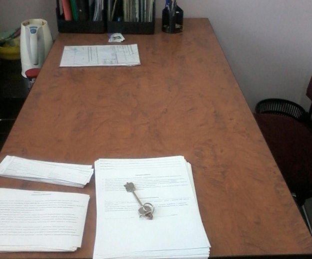 Офисный стол. Фото 2. Тюмень.
