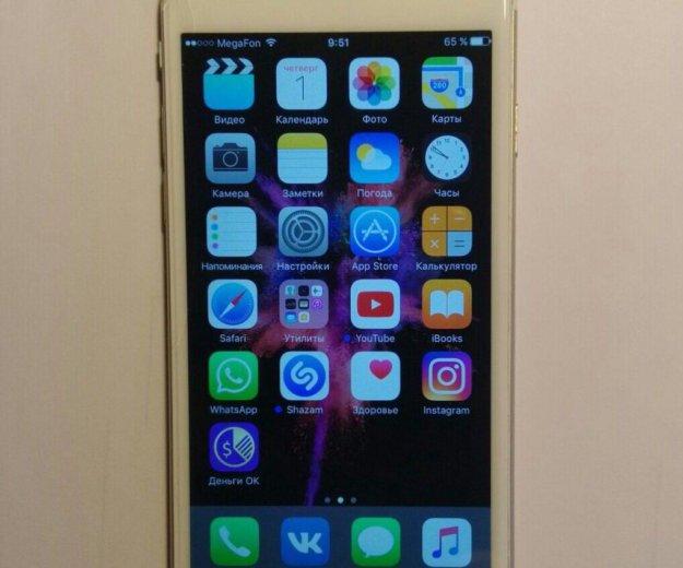 Iphone 6 16gb. Фото 1. Железнодорожный.