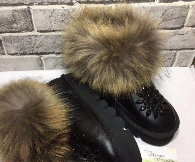 Сапоги обувь. Фото 4. Москва.