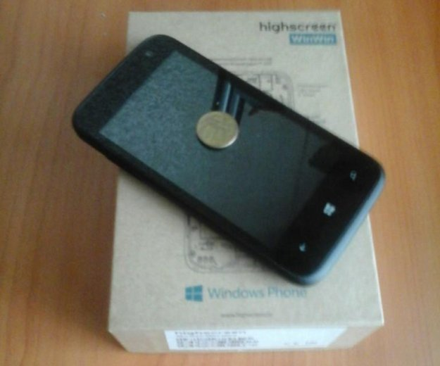 Телефон highscreen winwin. Фото 3. Улан-Удэ.