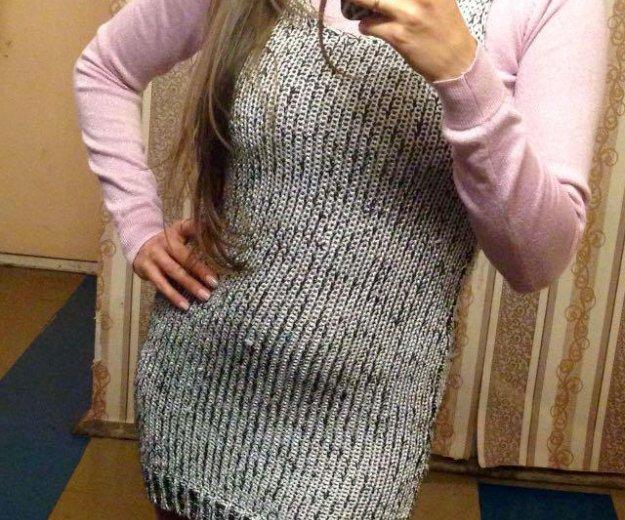 Водолазка+вязанное платье h&m. Фото 1. Санкт-Петербург.