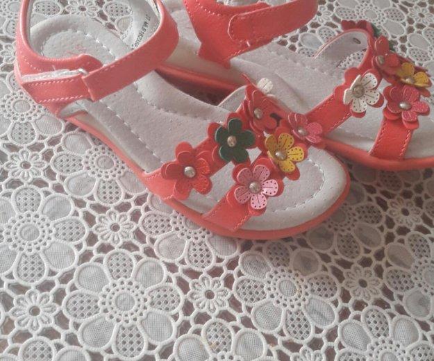 Сандалики для девочки. Фото 1. Когалым.
