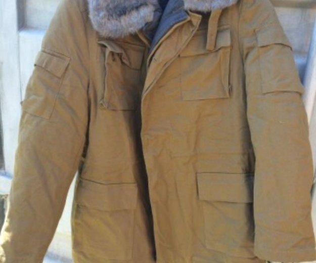 Куртка зимняя афганка, ссср. Фото 1. Иркутск.