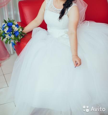 Свадебное платье. Фото 1. Набережные Челны.