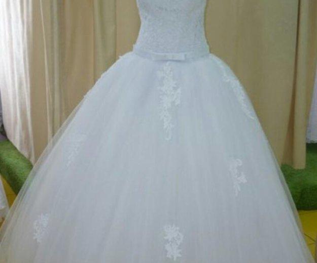 Свадебное платье. Фото 1. Ижевск.