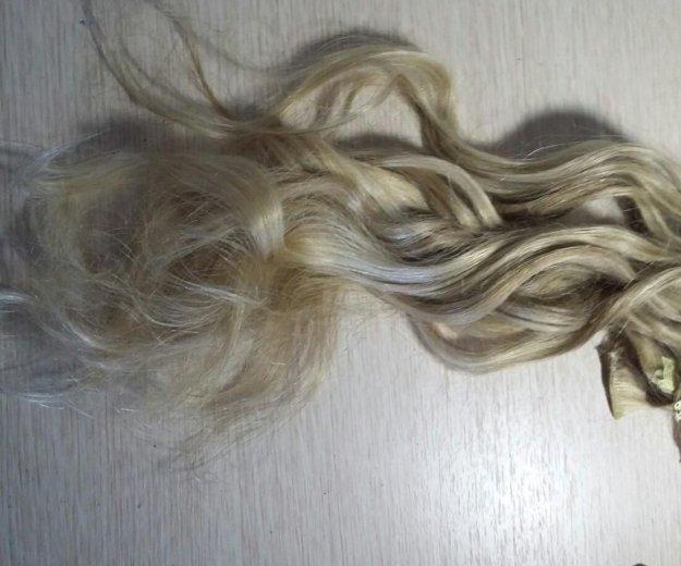 Натуральные волосы. Фото 1. Сысерть.