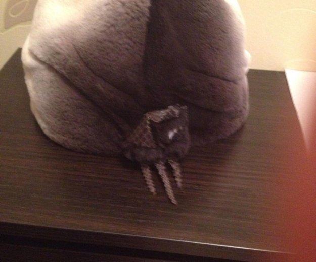 Шапка мех стриженный бобрик. Фото 3. Сургут.