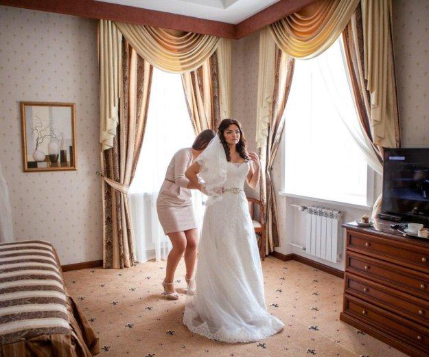Свадебное платье. Фото 1. Саранск.