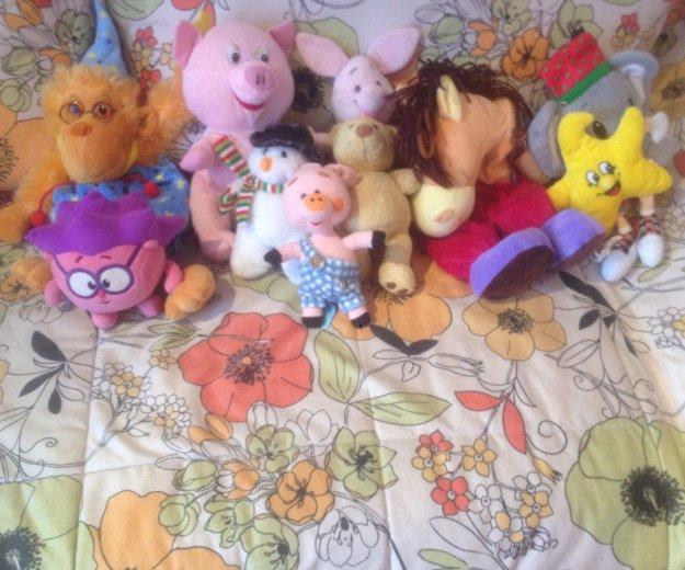 Пакет игрушек. Фото 1. Сочи.