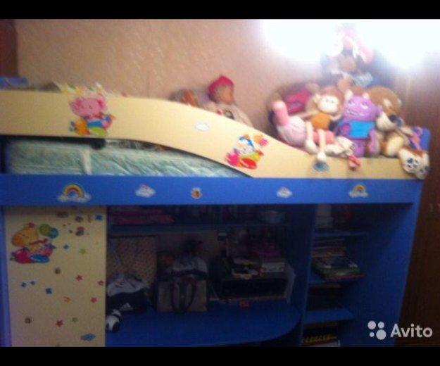 Кровать чердак. Фото 3. Сургут.