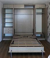 Откидная шкаф-кровать. Фото 4. Пенза.