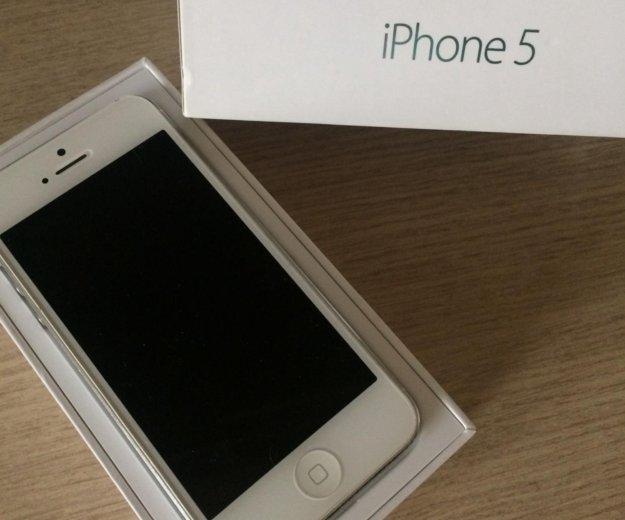 Iphone 5. Фото 1. Красноярск.