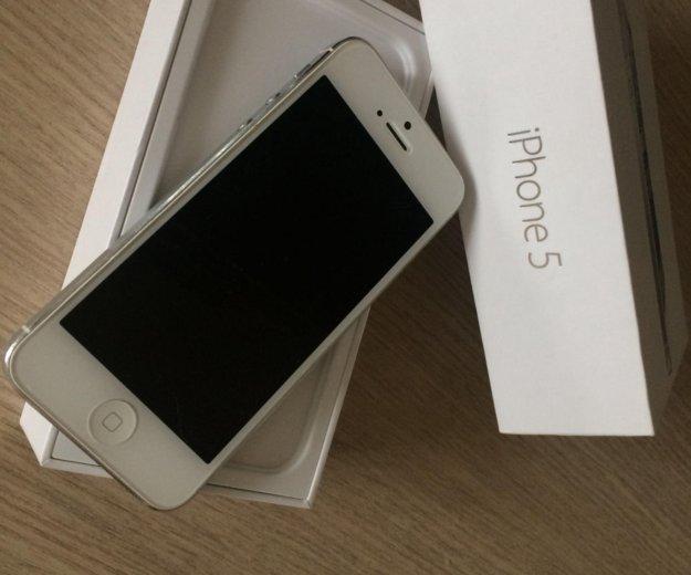 Iphone 5. Фото 3. Красноярск.