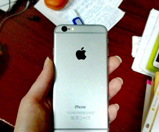 Iphone 6 space grey. Фото 1. Иваново.