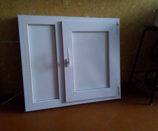 Металло-пластиковая дверь на хрущевский холодильни. Фото 1. Пермь.