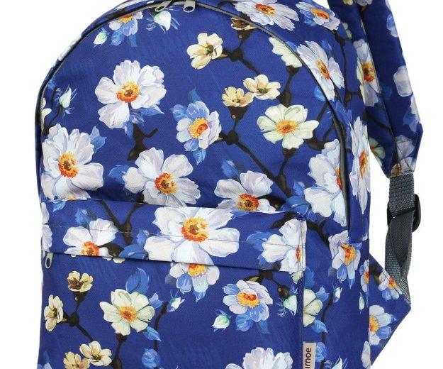 Рюкзак с цветами ромашки. Фото 1. Москва.