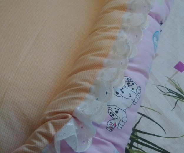 Кокон люлька для новорожденного,  бортики для сна. Фото 3. Москва.