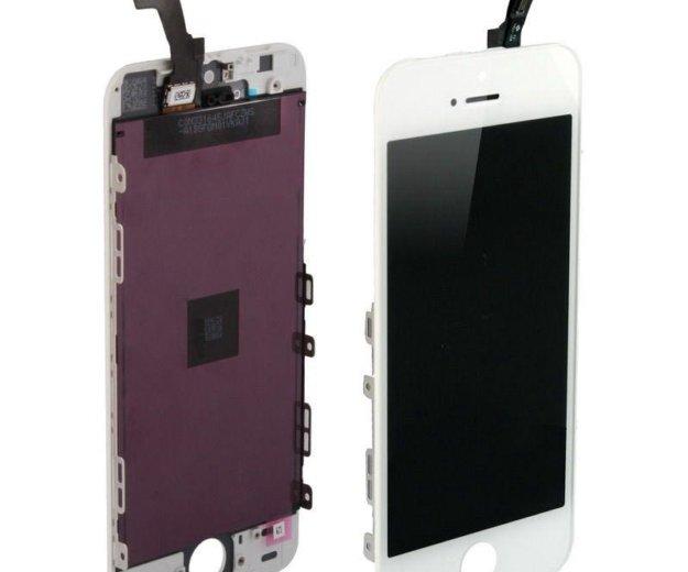 Замена модуля iphone 5. Фото 1. Ногинск.