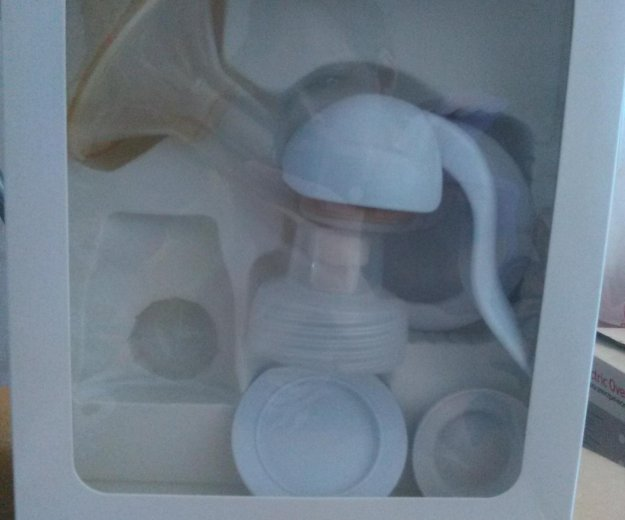 Молокоотсос ручной avent. Фото 2. Калининец.