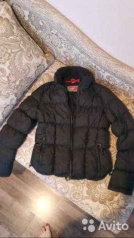 Куртка пума 44 р. Фото 2. Волгоград.