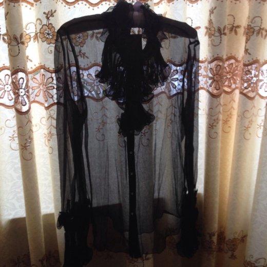 Блуза 100% шёлк. Фото 2. Москва.