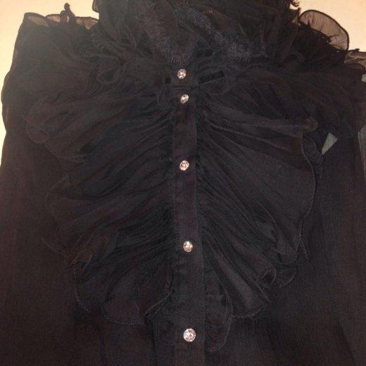 Блуза 100% шёлк. Фото 3. Москва.