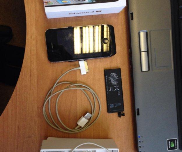 Iphone 4s 16 gb. Фото 1. Коммунарка.