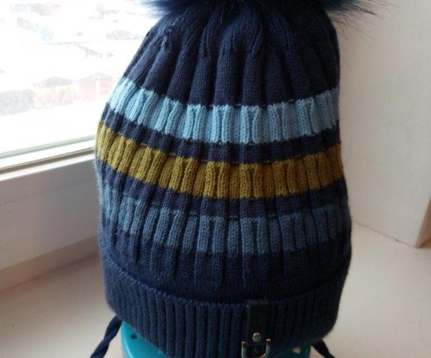 Новая зимняя шапка 3-5л. Фото 4. Новосибирск.