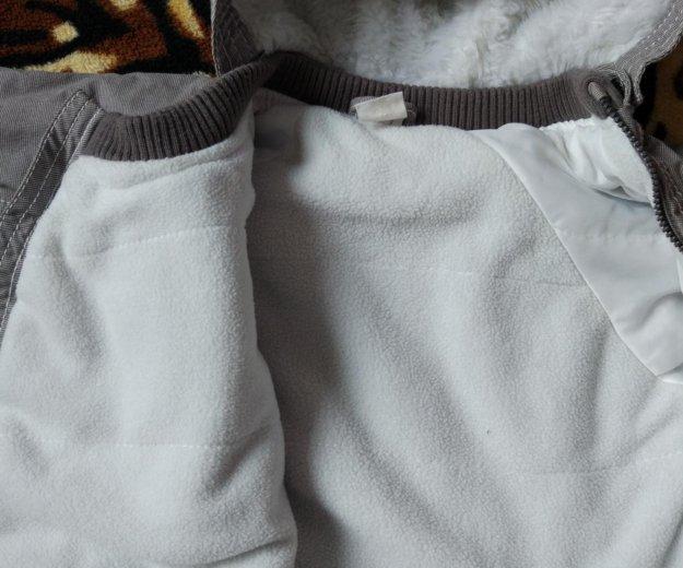Куртка h&m 74. Фото 3. Железнодорожный.