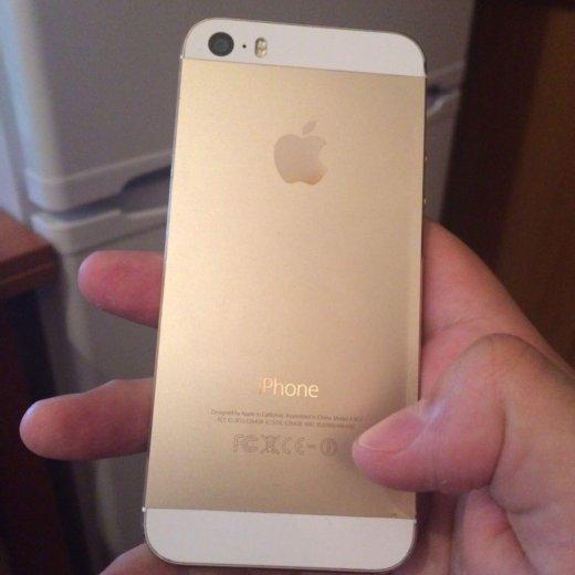 Iphone 5s 32gb gold. Фото 3. Сочи.