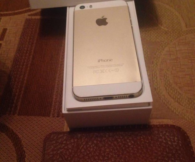 Iphone 5s 32gb gold. Фото 1. Сочи.