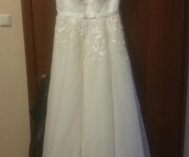 Красивое свадебное платье. Фото 3. Уфа.