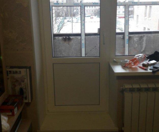 Балконный блок. Фото 2.
