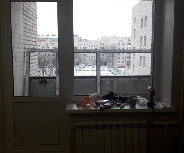 Балконный блок. Фото 3.