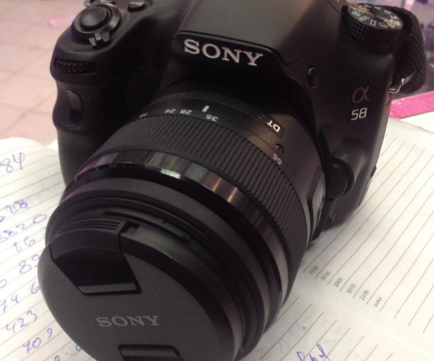 Sony a58. Фото 1. Москва.