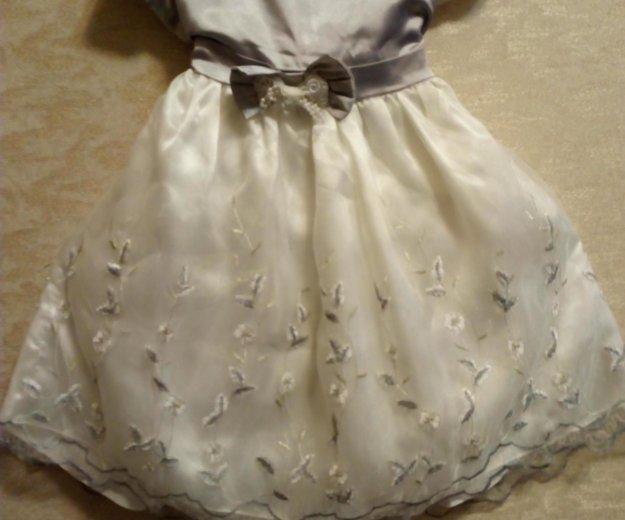 Платье нарядное. Фото 1. Урай.