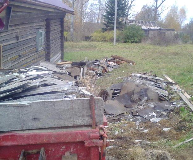 Расчистка снега, вывоз мусора. Фото 3. Кострома.