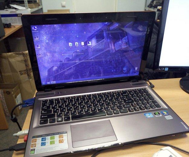 💻 мощный ноутбук. Фото 1. Новосибирск.